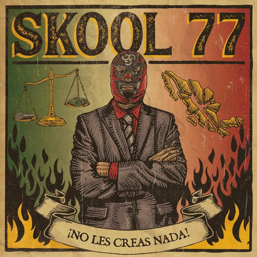 Disco Portada Skool 77 - Gran OM & Company - Digital Spotify
